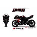 RSX kit déco racing YAMAHA R1 SPIRIT 09-14