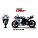 RSX kit déco racing YAMAHA R1 SKYLIGHT 09-14