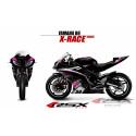 RSX kit déco racing YAMAHA R6 X-RACE 08-