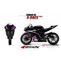 RSX kit déco racing YAMAHA R6 X-RACE 08-