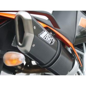 ZARD ECHAPPEMENTS CARBONE RACING KTM 950 SM 06-07