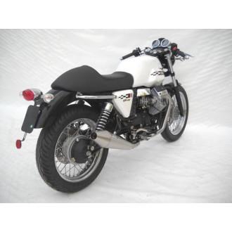 ZARD COLLECTEUR INOX RACING MOTO GUZZI V7 09-10