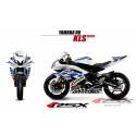 RSX kit déco racing YAMAHA R6 KLS 08-