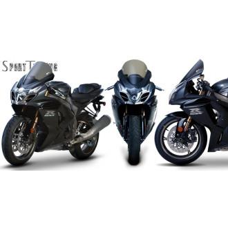 ZERO GRAVITY BULLE SPORT TOURING SUZUKI 1000 GSXR 09-