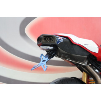 EVOTECH SUPPORT DE PLAQUE D'IMMATRICULATION DUCATI 749 03-06
