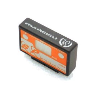 KIT QUICK SHIFTER POUR HONDA CBR 600 / CBR 1000 / CBR 1100XX AVEC CAPTEUR TRACTION