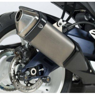 RG RACING protection de silencieux AKRAPOVIC HEXAGONAL