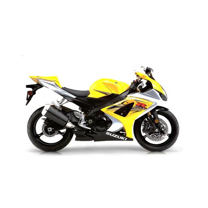 Top Block Racing Kit Patins Protection Rls22 Suzuki 1000