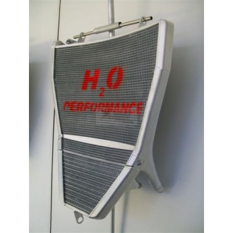H2O performance Radiateur Racing APRILIA RSV4 R / FACTORY / APRC