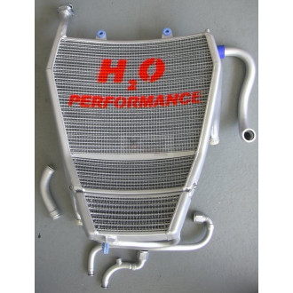 H2O performance Radiateur Racing BMW S 1000 RR / HP4 10-15
