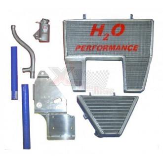 H2O performance Radiateur Racing DUCATI 848 / 1098 / 1198 08-14