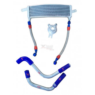 H2O performance Radiateur Racing HONDA CBR 1000 RR 08-12