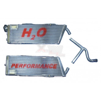 H2O performance Radiateur Racing KTM SUPERMOTARD 570