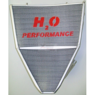 H2O performance Radiateur Racing MV AGUSTA F4 08-12