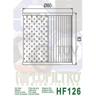 HIFLOFILTRO filtre a huile HF126
