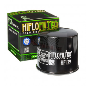 HIFLOFILTRO filtre a huile HF129