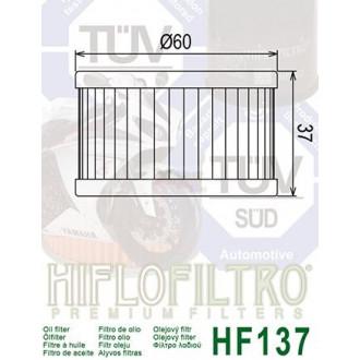 HIFLOFILTRO filtre a huile HF137