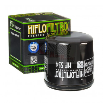 HIFLOFILTRO filtre a huile HF554
