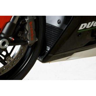 RG RACING protection radiateur DUCATI 848 08-14