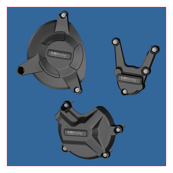 GB Racing PACK protection MOTEUR  BMW S 1000RR 09-11