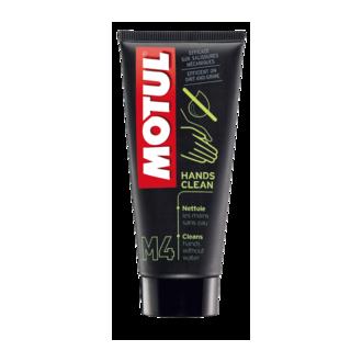 MOTUL produit de nettoyage  HANDS CLEAN tube 100ml
