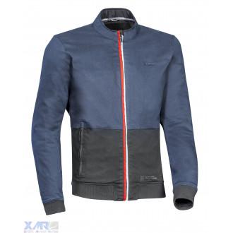 IXON FULHAM blouson textile H NAVY / NOIR