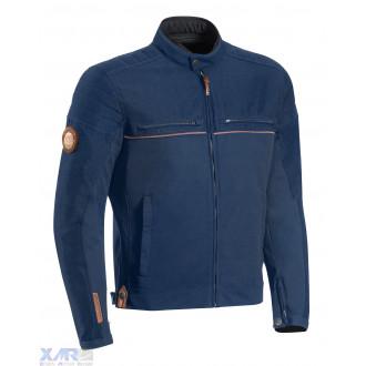 IXON BREAKER blouson textile H NAVY