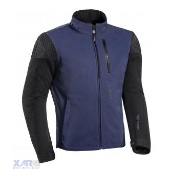 IXON BRIXTON blouson textile H NAVY / NOIR