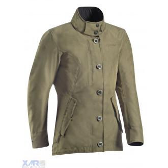 IXON BELLECOUR LADY veste textile F KAKI