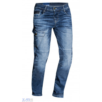 IXON DEFENDER pantalon textile H STONEWASH