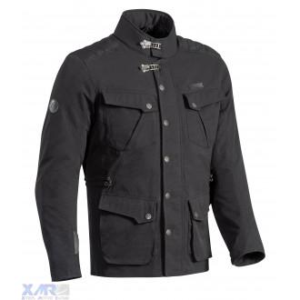 IXON EXHAUST veste textile H NOIR