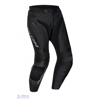 IXON FALCON PT pantalon cuir H NOIR