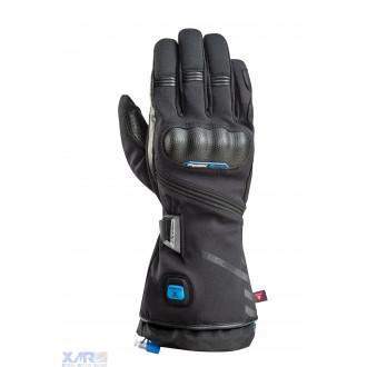 IXON IT-YATE gant hiver textile/cuir H NOIR