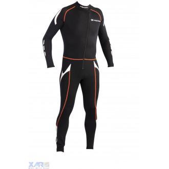 IXON RACE BODY PYJ doublure textile H NOIR