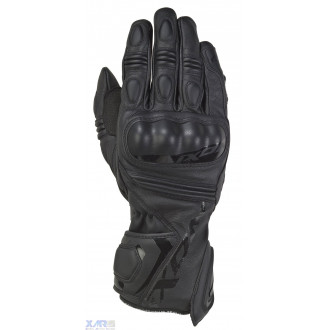 IXON RS TEMPO gant ete cuir/textile H NOIR