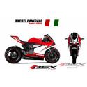 RSX kit déco racing DUCATI 1199 ITALIA