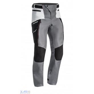 IXON SICILIA PANT pantalon textile H NOIR / GRIS / ROUGE