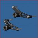 GB Racing protection de cadre gauche + droite TRIUMPH DAYTONA 675/R /ST 675 06-11