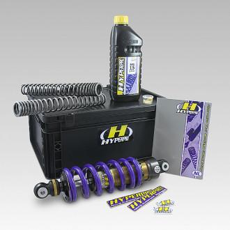 HYPERPRO kit ressorts fourche/ amortisseur arrière STREET BOX KAWASAKI