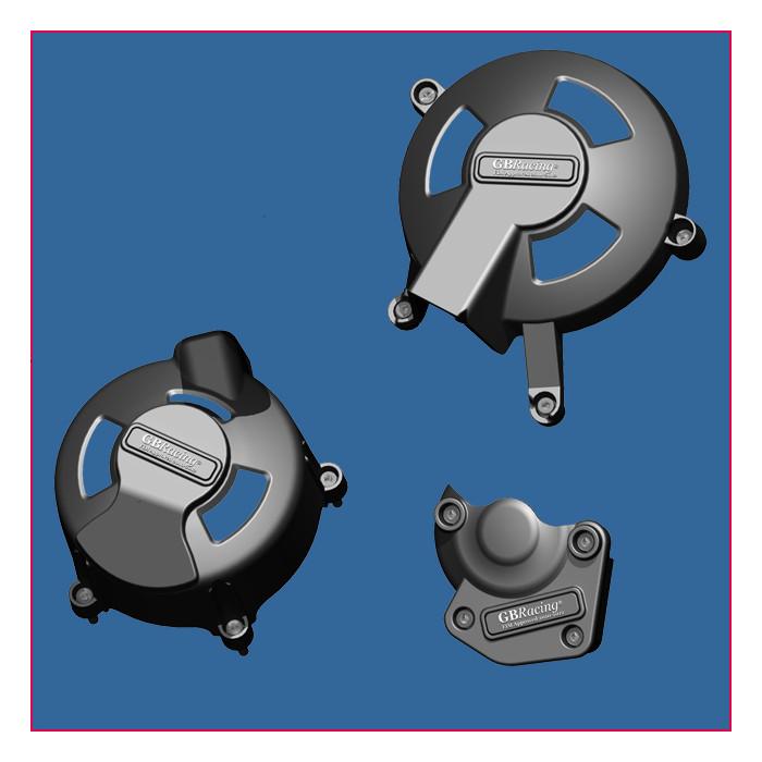 GB Racing PACK protection MOTEUR TRIUMPH DAYTONA 675 /ST675 06-10 stock