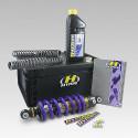 HYPERPRO kit ressorts fourche/ amortisseur arrière STREET BOX APRILIA