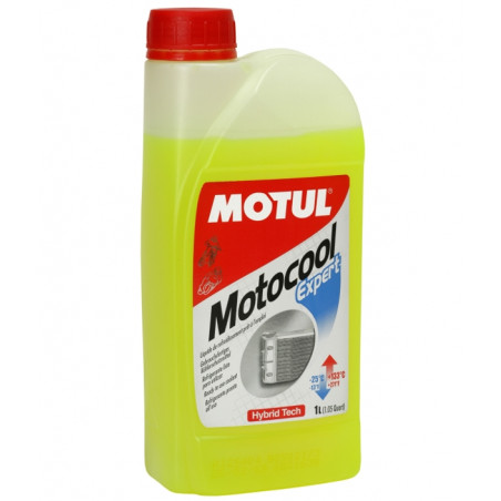 MOTUL liquide de refroidissement MOTOCOOL expert