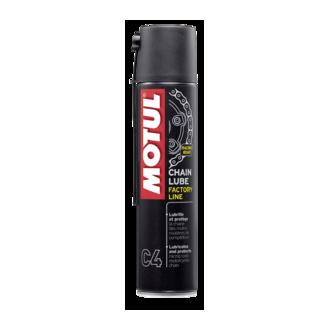 MOTUL produit d'entretien  CHAIN LUBE factory line  spray 400ml