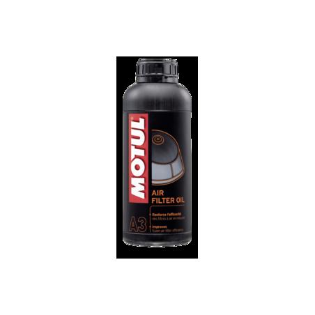 MOTUL produit d'entretien moteur  AIR FILTER oil  1 litre
