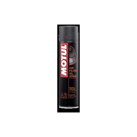 MOTUL produit d'entretien moteur  AIR FILTER oil spray  400ml
