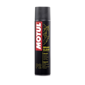 MOTUL produit d'entretien  BRAKE CLEAN CONTACT CLEANER  spray 400ml