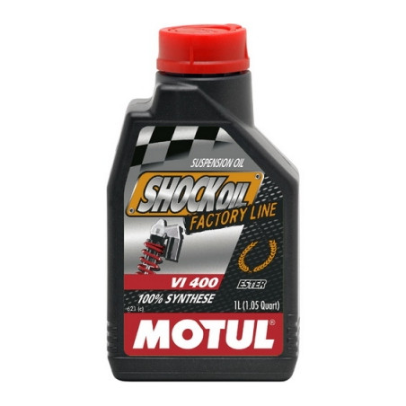 MOTUL huile amortisseur TECHNOSYNTHESE  shock oil FACTORY LINE