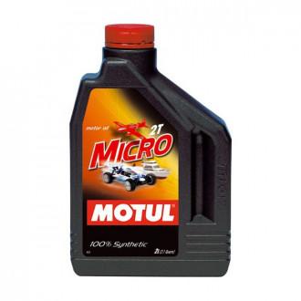 MOTUL huile moteur loisirs 100% SYNTHESE  micro 2T