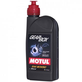 MOTUL huile transmi. MECANIQUE  minérale  GEARBOX  80W90
