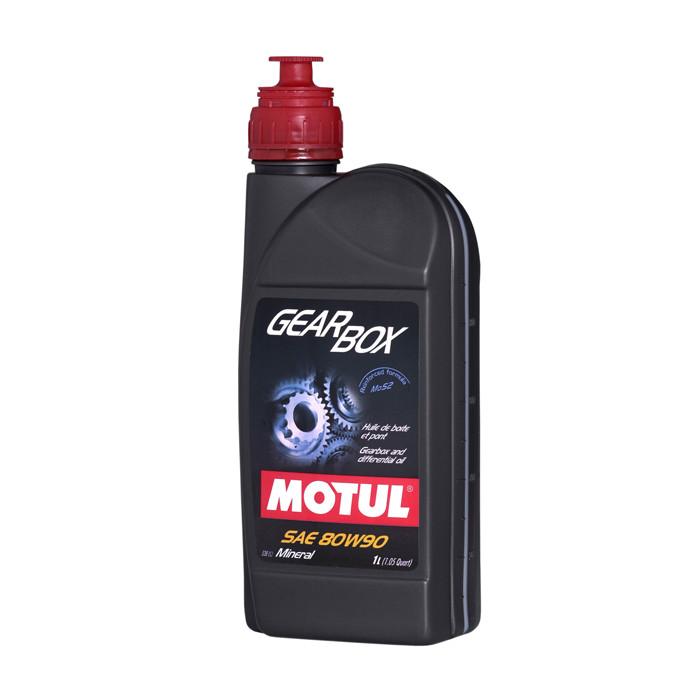 MOTUL huile transmission MECANIQUE  minérale  GEARBOX  80W90